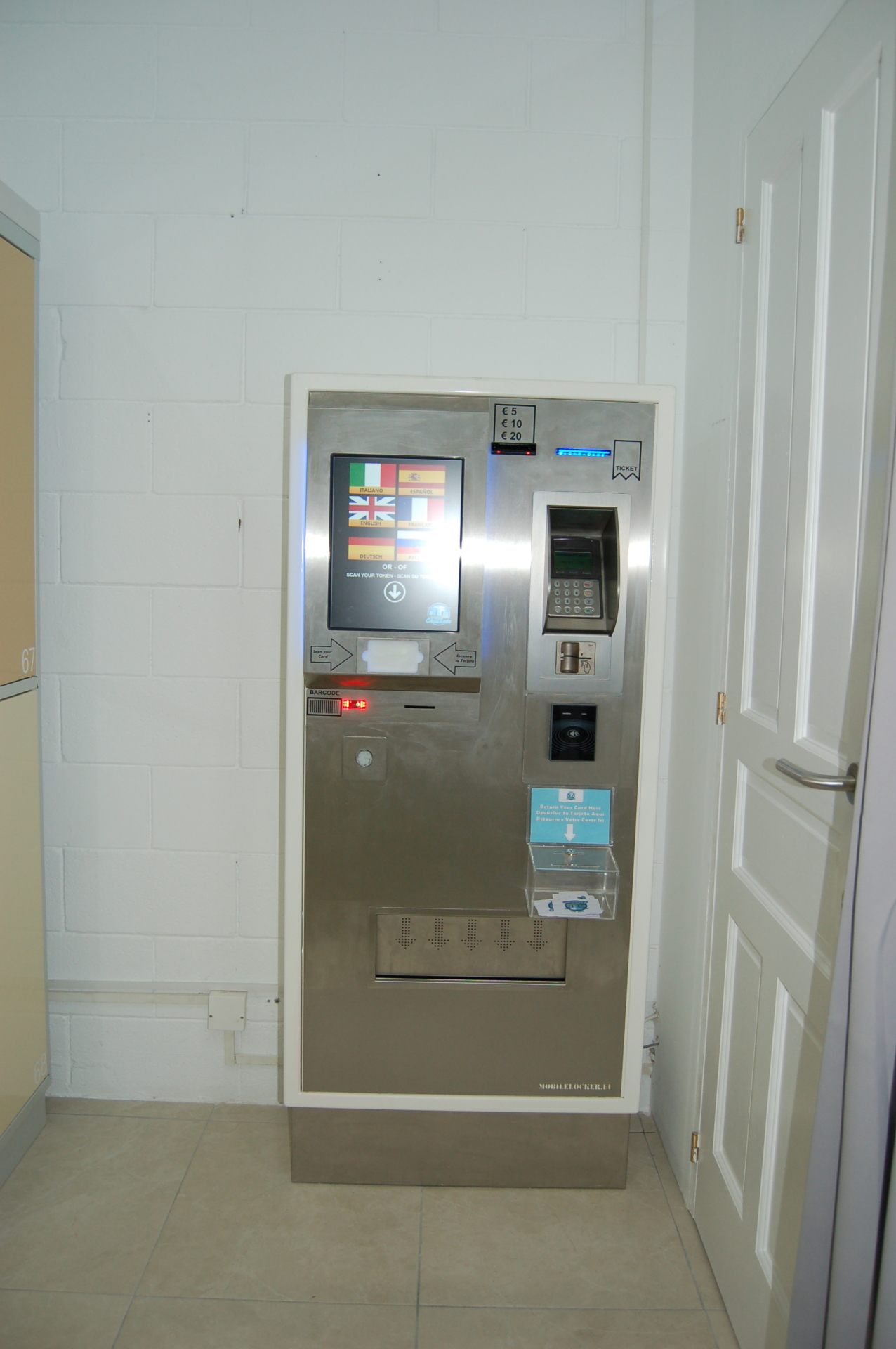 Lockers Terminal