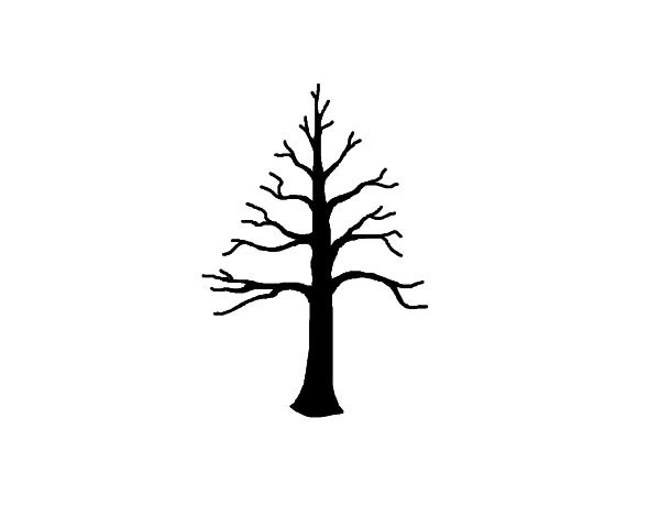 Tree pruned correctly