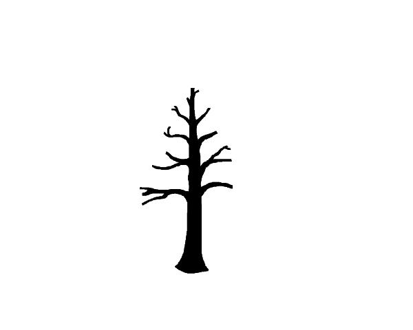 A Topped Tree