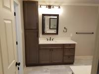 PLANO FULL MASTER BATHROOM REMODEL