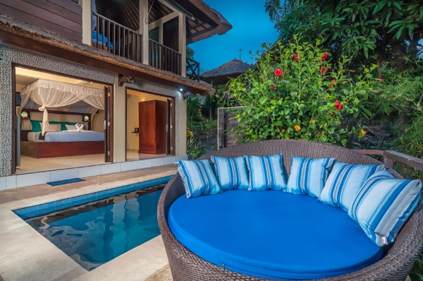 Villa Mimpi Manis - Pool view
