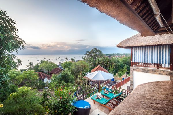 Villa Mimpi Manis - View