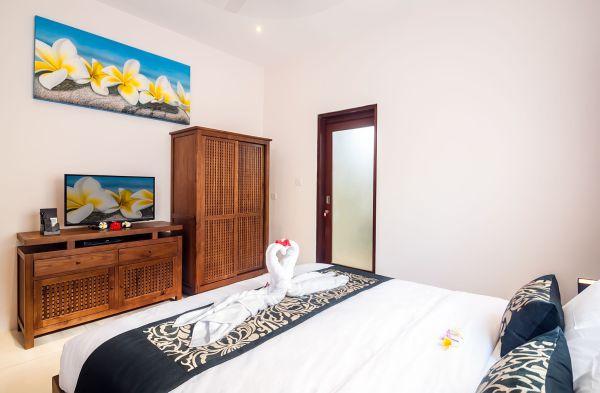 Villa Keluarga - Bedroom 2