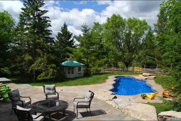 Swimming Pool residential