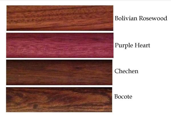 Craftsman Wood Selection