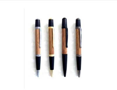 New Whiskey Barrel Pens