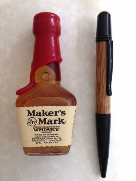 Maker's Mark Pen