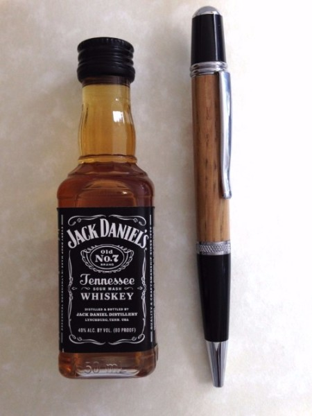 Jack Daniels Pen