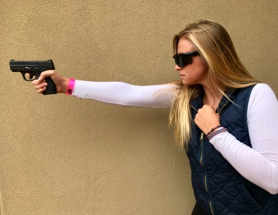 Shooting One-Handed