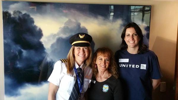 Girls in Aviation Day 2016