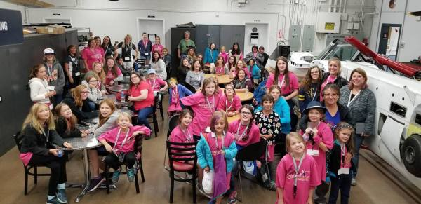 Girls in Aviation Day 2017