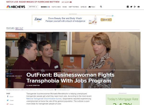 Sep 29, 2016: NBC - OutFront