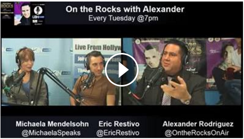 November 15, 2016: ON The Rocks Radio show