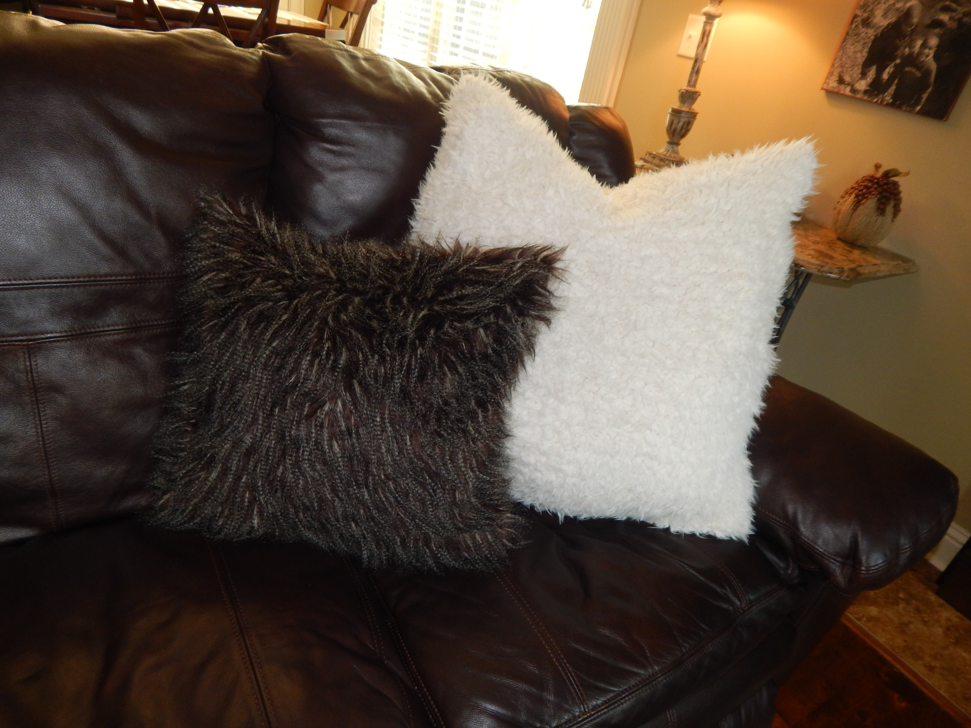 Recycle Your Decorative Pillows This Fall