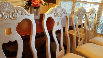 Furniture Transformation Series - Introducing Rust-Oleum Metallic Paints