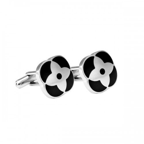 PET'L Stainless Steel Cuff links
