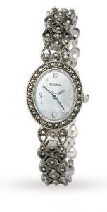 SEKONDA 4512 LADIES MARCASITE WATCH