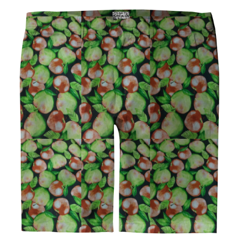 Trouser,  Trouser Shorts,  Apples, Shorts