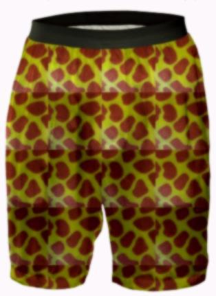 Boxer Shorts,  Animal Prints