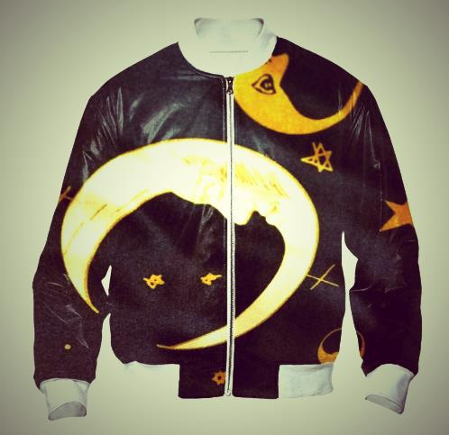 Crescent,  Bomber JACKET