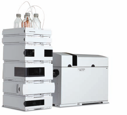 Agilent HPLC-MS