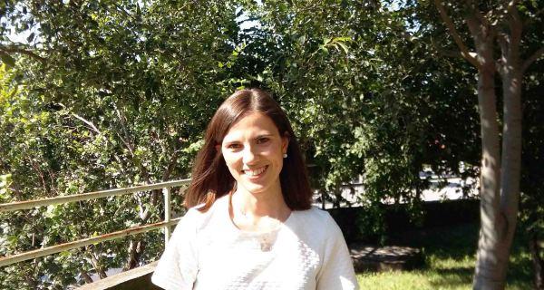 July 2016 - Ana wins Research Fellowship!