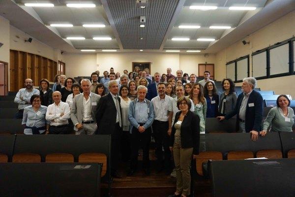 Sep 2017 - Cristina & Eva @ ItPS meeting in Florence