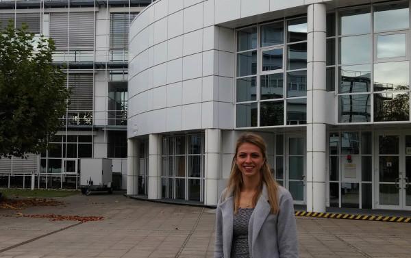 Oct 2017 - Marina @ Max Planck Institute
