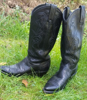 Western Boots Size 10