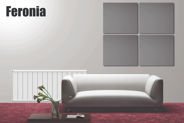 Aluminium Radiator: Feronia