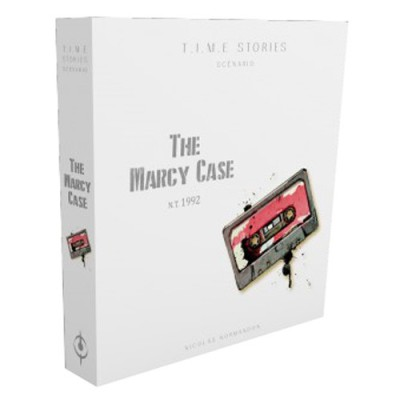 T.I.M.E Stories: Marcy Case