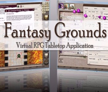 Fantasy Grounds - D&D 5th Edition