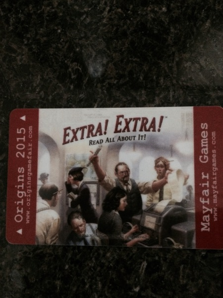 Key Card from Hyatt Regency