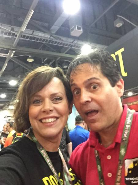 Mr. Stephen Buonocore from Stronghold Games