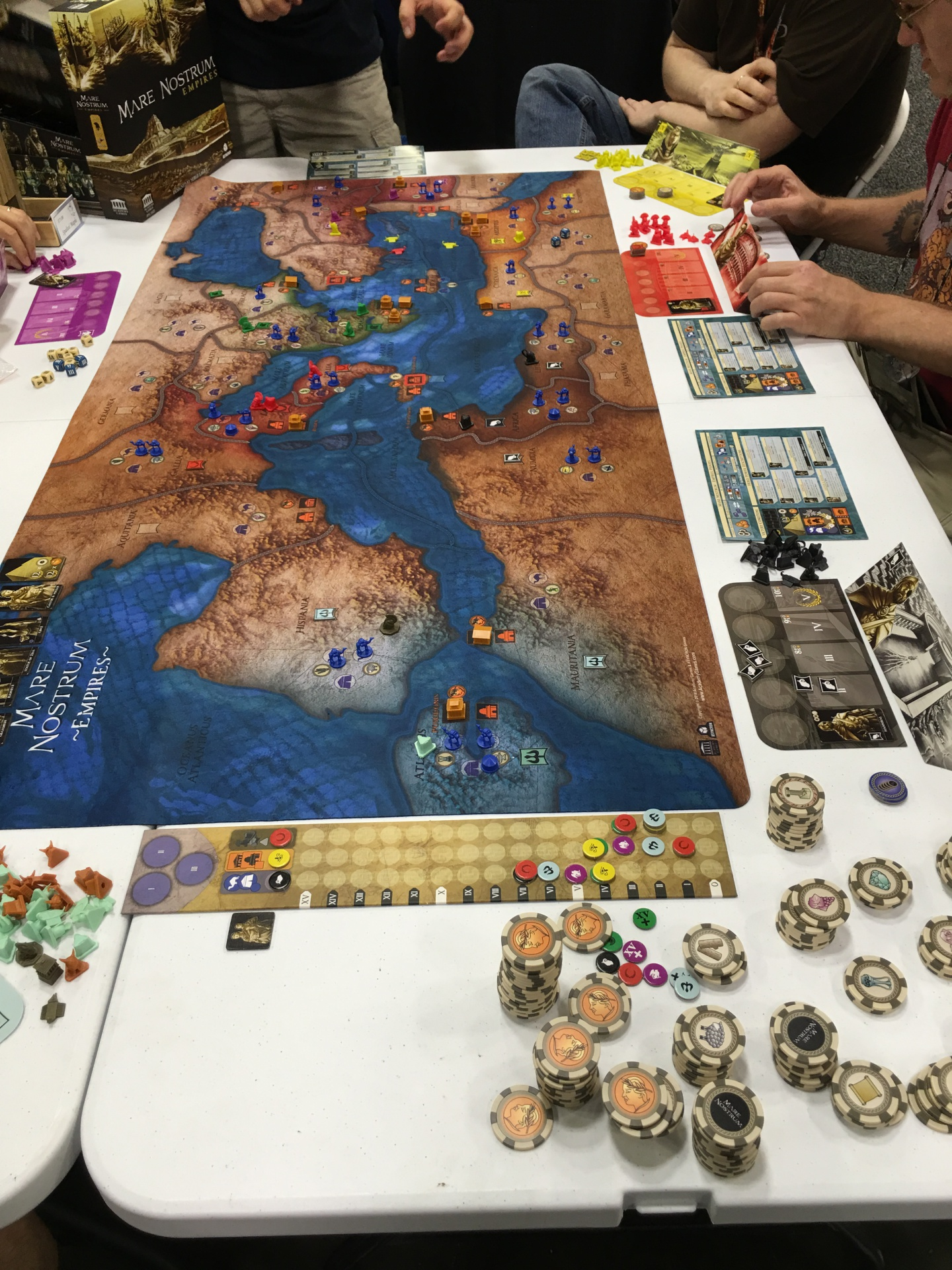 Origins 2016: 10 Word Reviews
