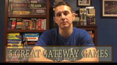 5 Great Gateway Games!