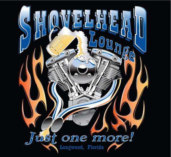 Shovelhead Lounge Logo