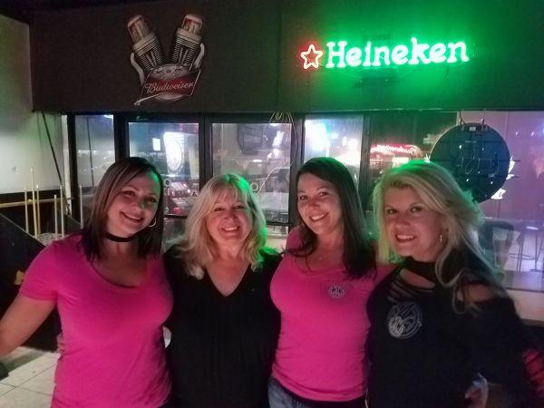 Bike Night Girls