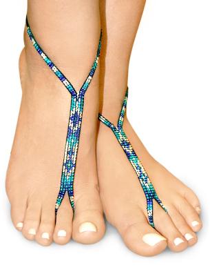 ocean nude shoe barefoot sandals