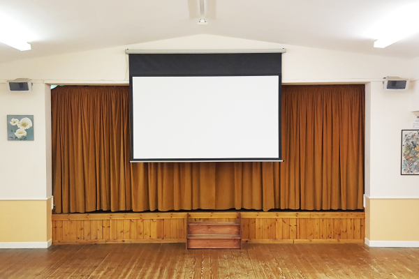 Stage Screen