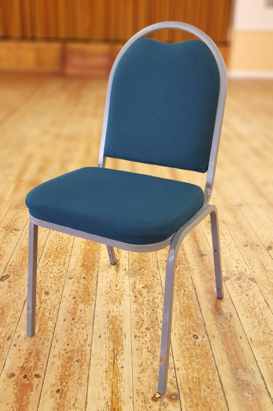 Fabric Stacking Chair