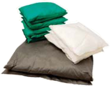 Travesseiros absorventes