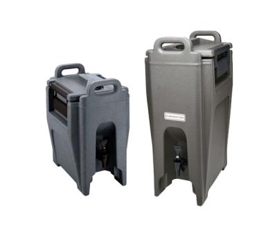 Isolerte drikkebeholdere for varm eller kald drikke