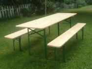Bord og benkesett