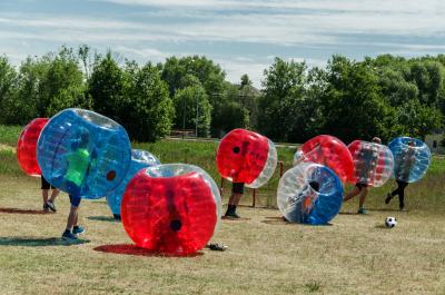 NYHET: Bumper Balls