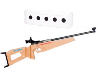 NYHET: Laser Biathlon Rifle