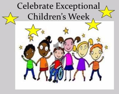 Exceptional Children's Week