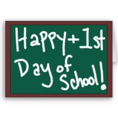 The BSI PTA Hopes You Have a Great First Day of School!