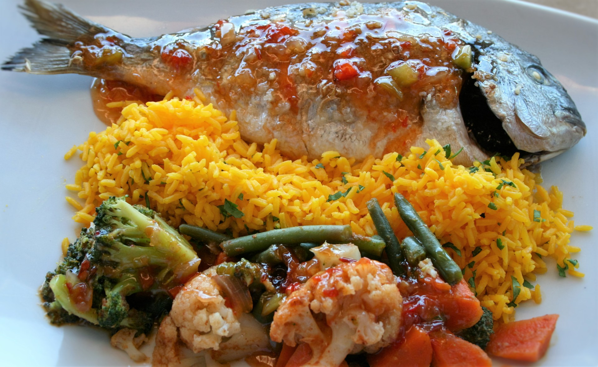 Grill & Fish Specials