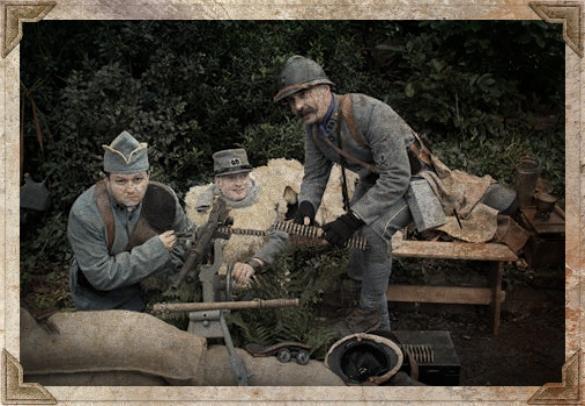 Poilu Grande Guerre